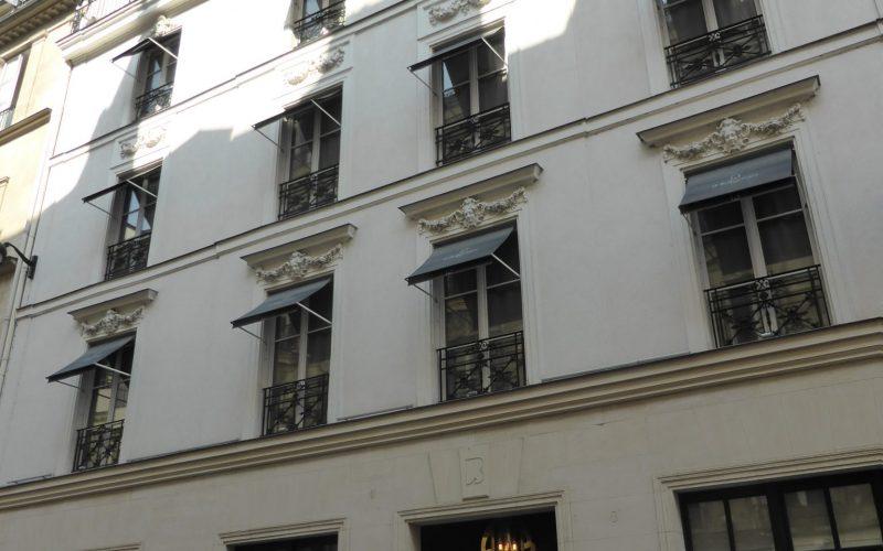 Hôtel Burgundy
