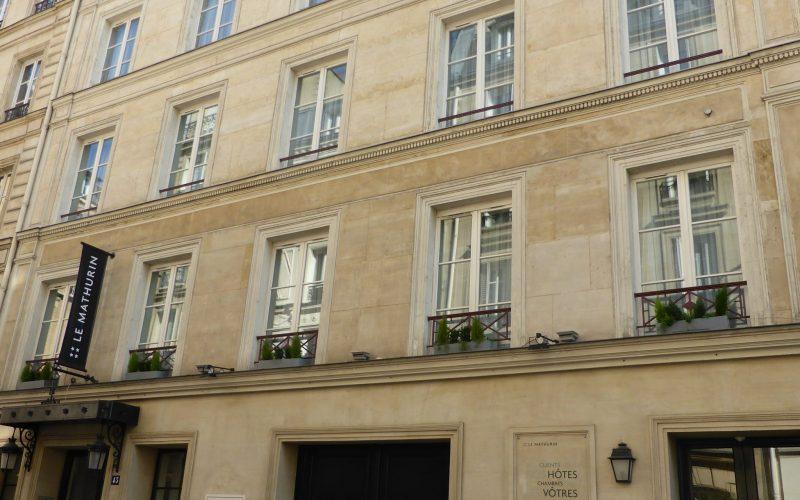 Hôtel Le Mathurin