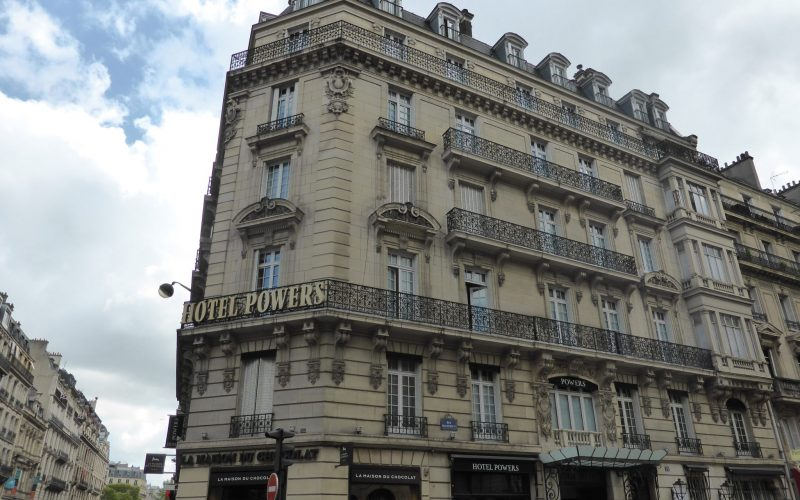 Hôtel Powers
