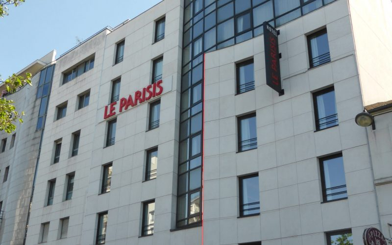 Hôtel Le Parisis (ex Hôtel Ramada)