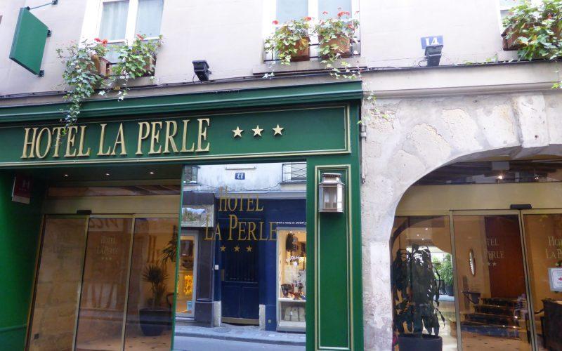 Hôtel La Perle