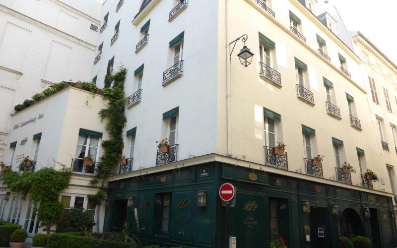 Hôtel Luxembourg Parc