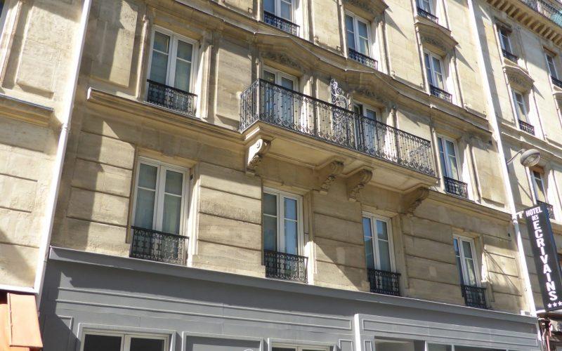 Hôtel des Ecrivains (ex Hôtel Des Arts)