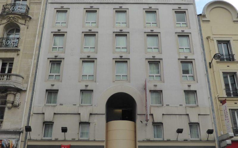 Hôtel Ibis Gare du Nord Lafayette