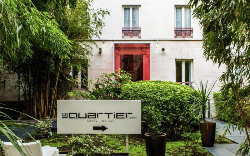 Hôtel Le Quartier Bercy Square
