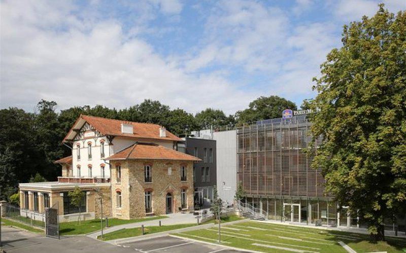 Best Western Plus Meudon Ermitage