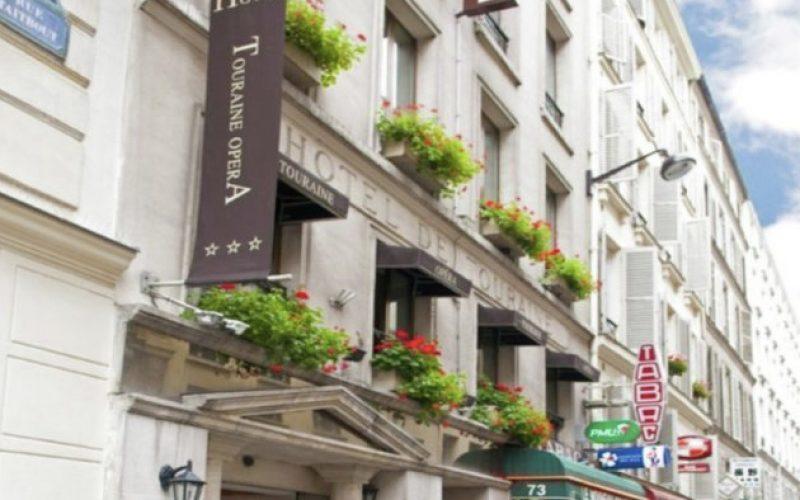 Hôtel Touraine Opéra
