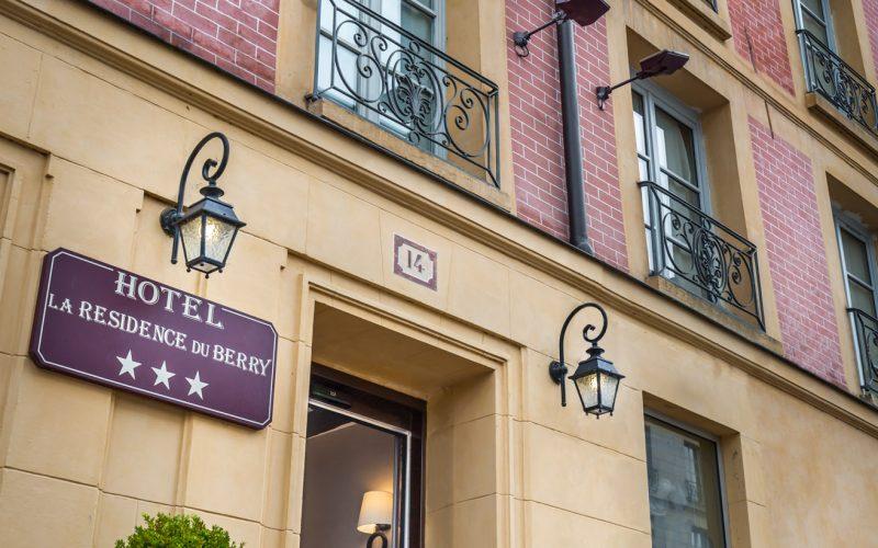 Hôtel La Résidence Du Berry